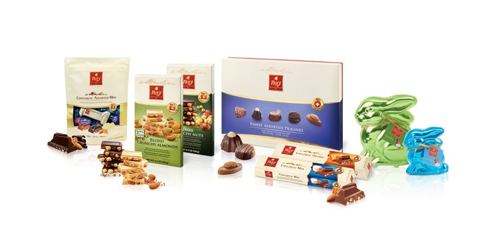 Frey Everyday Selection offers a variety of chocolate types sure to please the most discerning chocolate lover.