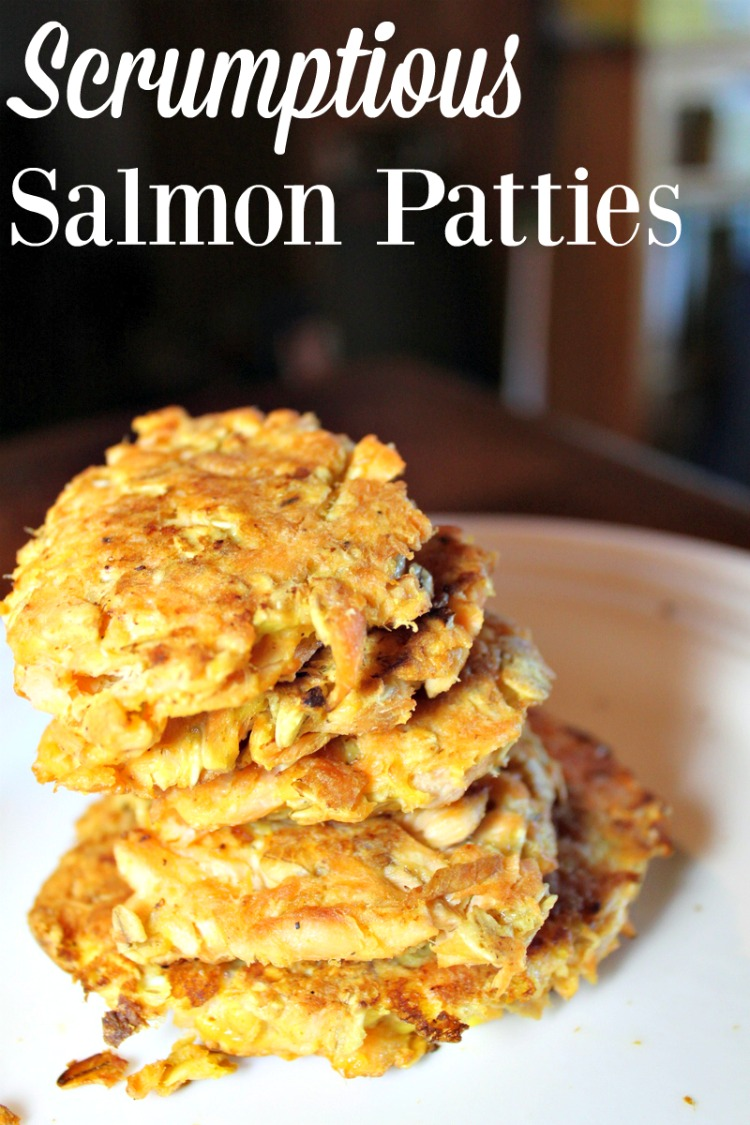 Looking for a fish dish the family will love? Scrumptious Salmon Patties to the rescue either Trim Healthy Mama Style or Regular.