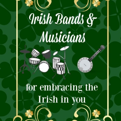 Get Your Irish On with These Bands