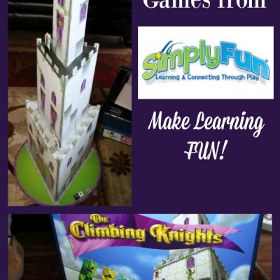 The Climbing Knights: One of the Educational Games from SimplyFun