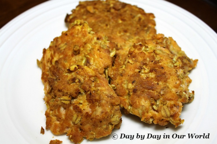 Salmon Patties are a great option for Fridays in Lent or any time you want to enjoy them.