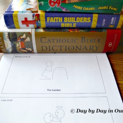 Engaging Children's Bible Study on the Resurrection
