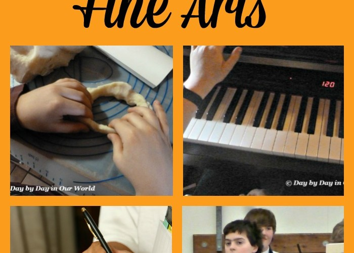 Add An Element of Beauty with Fine Arts in the Homeschool Virtual Curriculum Fair 2016