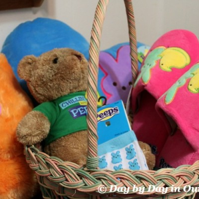 Fun Easter Baskets with Adorable PEEPS & COMPANY® Products