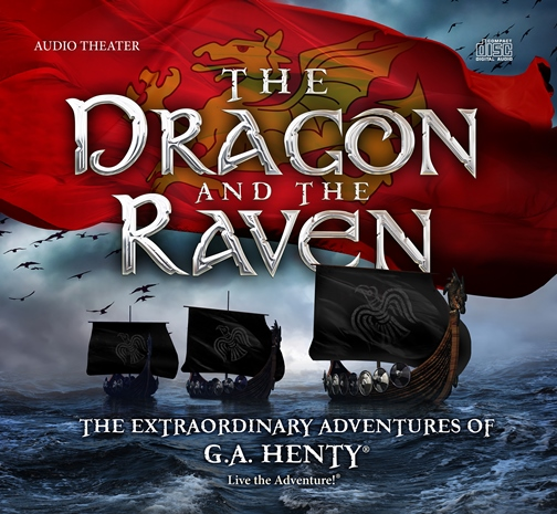 Henty The Dragon and the Raven Album Art