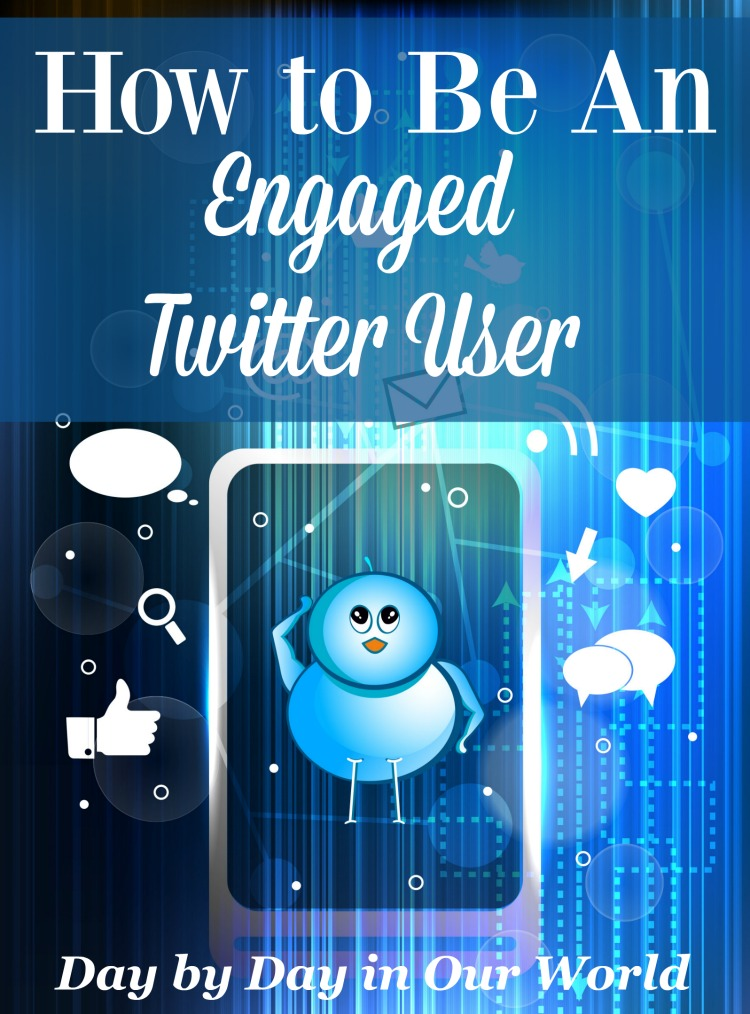 Learn how you can be an engaged Twitter user.