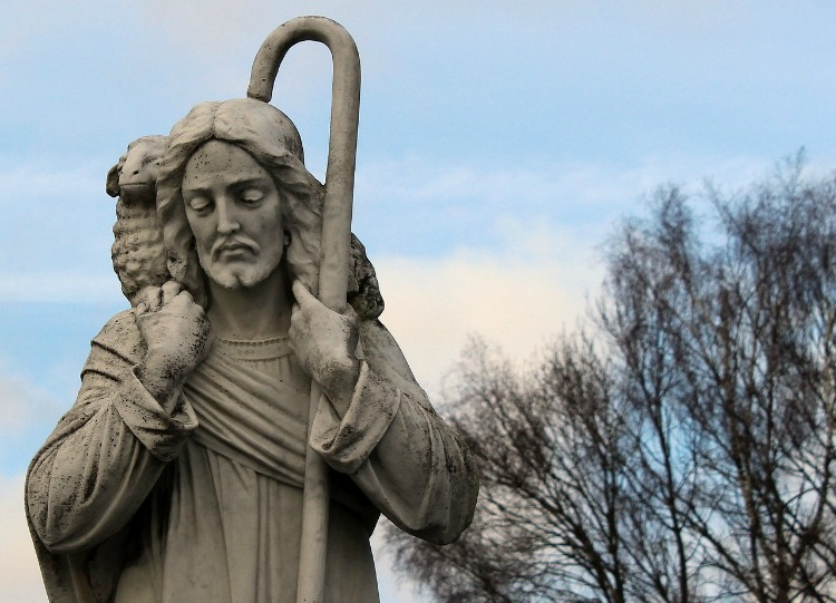 Jesus is the Good Shepherd of Us All