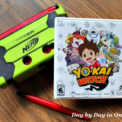 Testing Out Nintendo Yo-kai Watch for 3DS