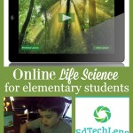 Online Life Science Study of the Rainforest for Elementary Students