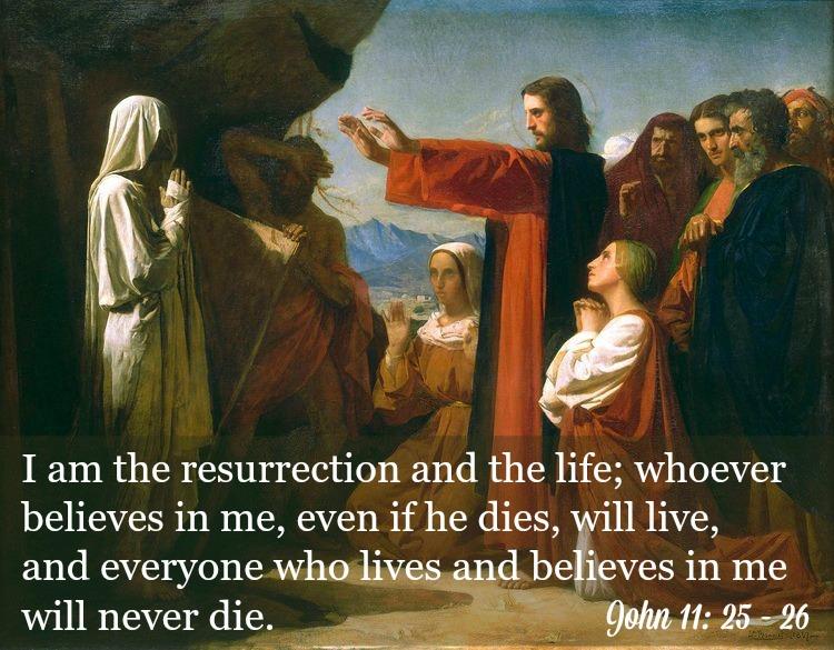 The Resurrection of Lazarus by Bonnat