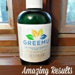 Using GREEMU as an Alternative to Emu Oil