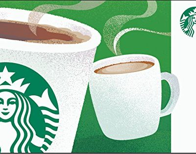 Need Coffee? Enter the Starbucks Giveaway, ends 5/11