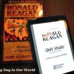 Reviewing Heroes of History: Ronald Reagan