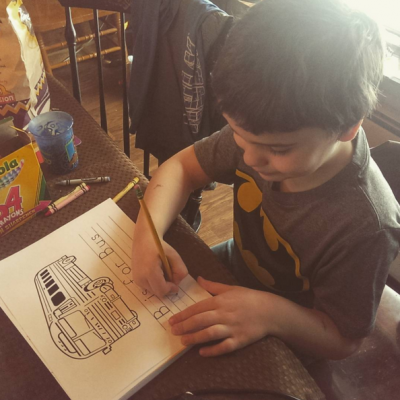 Fun Handwriting Worksheets for Your Child to Practice