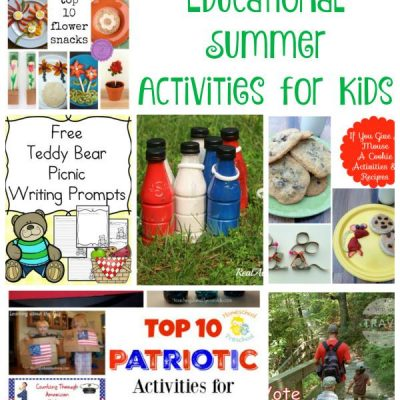 Good Tips Tuesday #126: 6 Fun and Educational Summer Activities for Kids
