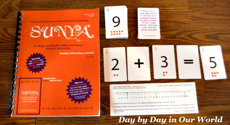 The Magic and Wonder of Math and Science: Adding & Subtracting from Sunya Publishing
