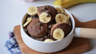 Chocolate Pancake Poppers