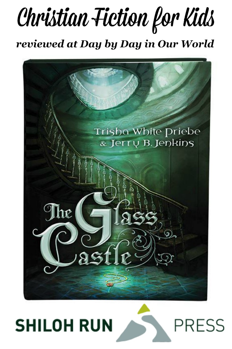 Looking for Chrisitan Fiction for Kids? Read more about the book The Glass Castly by Trisha White Priebe and Jerry B. Jenkins.