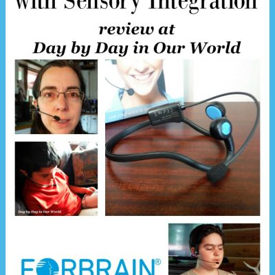 Improve Learning with Forbrain's Sensory Integration Technology