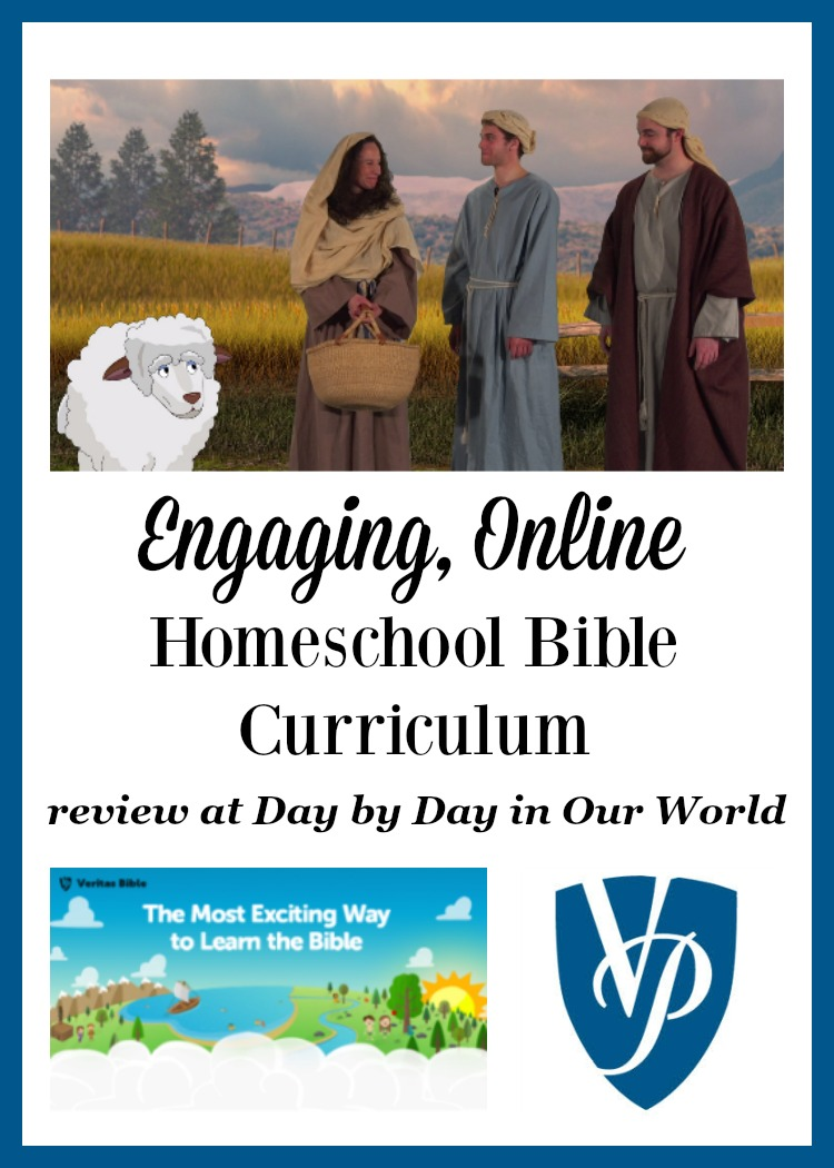 Want to engage the kids in learning the Bible via an online platform? Definitely take a look at VeritasBible.com.