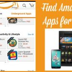 Find Amazing Apps for Free with Amazon Underground