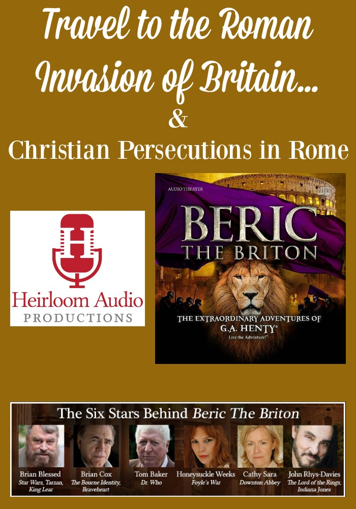 Bring ancient history to life with historical drama. Beric the Britain takes you to the first century.