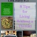 Healthy Living Link Party #71