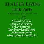 Healthy Living Link Party #79