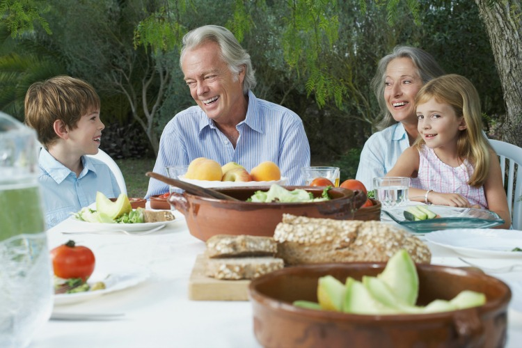 Nutrition can be improved easily by tweaking family favorites.