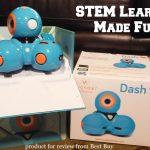 Meet DASH! A Robot that Makes STEM Learning Fun