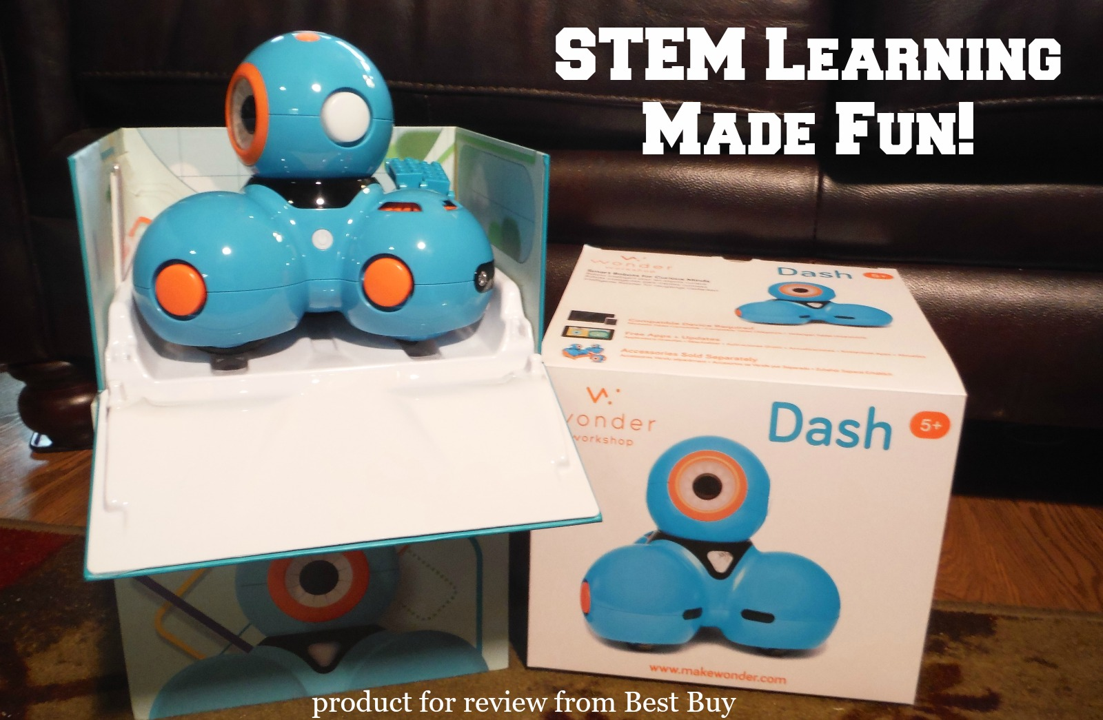 STEM Learning Made Fun DASH review