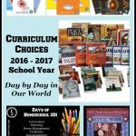 5 Days of Homeschool 101: Curriculum Choices