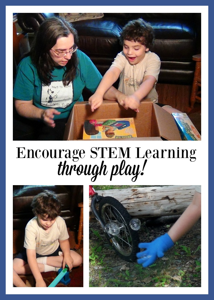 Whether it is summer fun or back to school preparation, here are 3 ways you can encourage STEM learning through play.