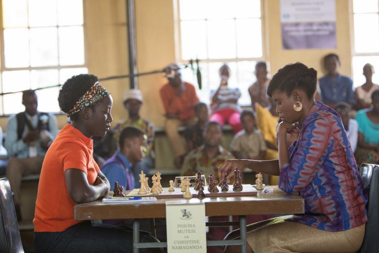 QueenOfKatwe Chess Championship.