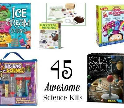 Awesome Science Kits for Kids