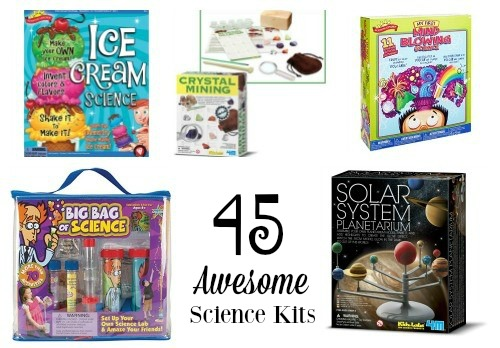 45 Awesome Science Kits for Kids