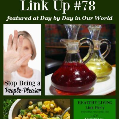 Healthy Living Link Party #78