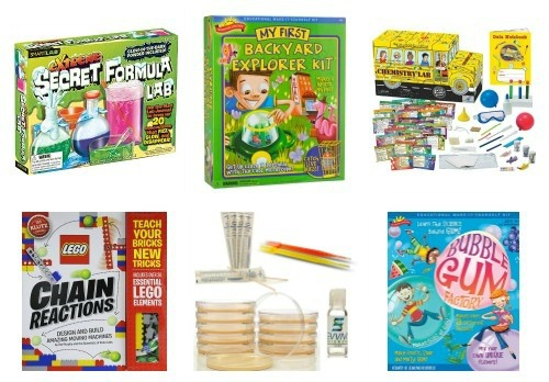 LEGO, Chemistry and More for Science Kits