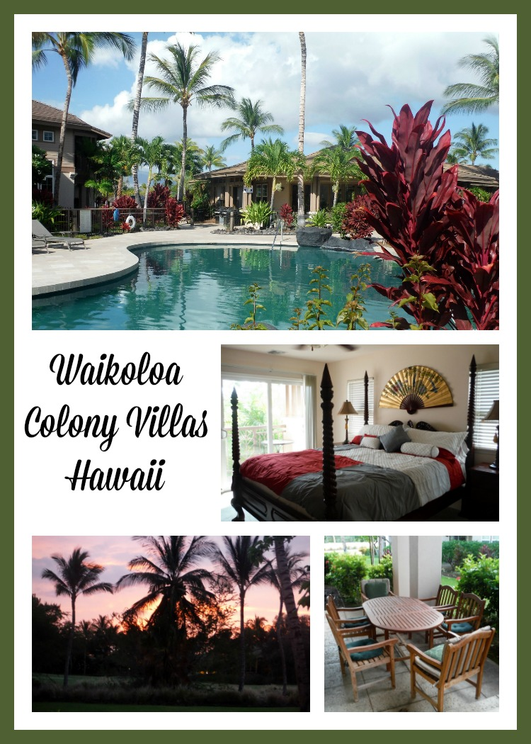 Looking for a place to lay your head on the big island of Hawaii? Check out Waikoloa Colony Villas and the 3 bedroom unit we stayed in during August 2016.