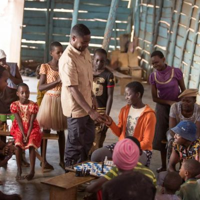 Inspired by QUEEN OF KATWE: Who is Your Unlikely Champion?