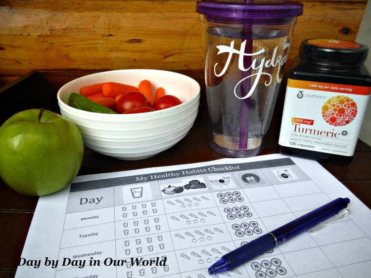 You can make simple choices on a daily basis to have a healthy lifestyle.