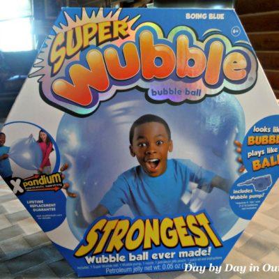 SuperWubble Bubble Ball for Fun Times