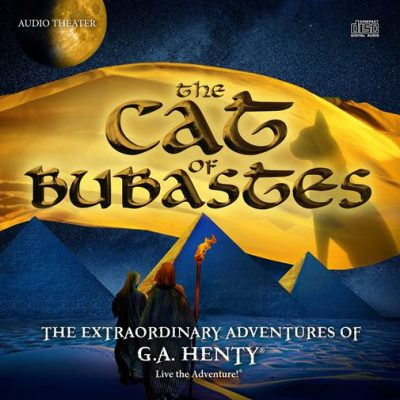 The Cat of Bubastes: Exciting New Audio Drama
