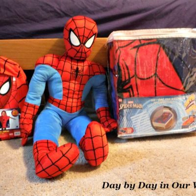No More Messy Bed with Jay Franco & Sons Spider-Man Collection