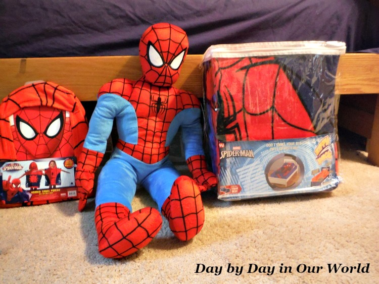 The Jay Franco & Sons Spider-Man Collection