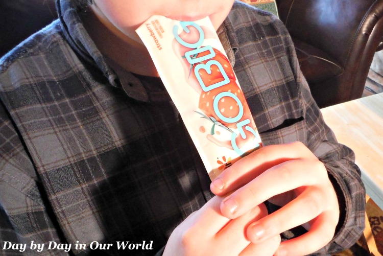 Yoplait Go Big is a great snack option to help fuel your teenager.