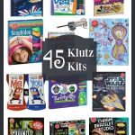 45 Klutz Kits for Fun and Learning