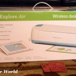 Get Your Creative Juices Flowing with Cricut Explore Air