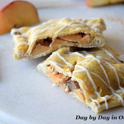 Amazing Apple Pie Pastries For Breakfast or Snacktime