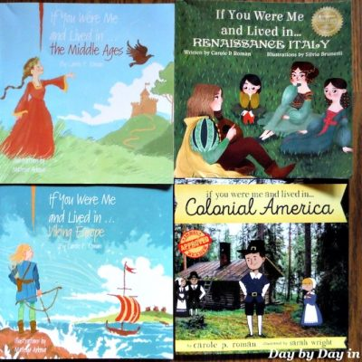 Learn About the Past with New History Books for Children